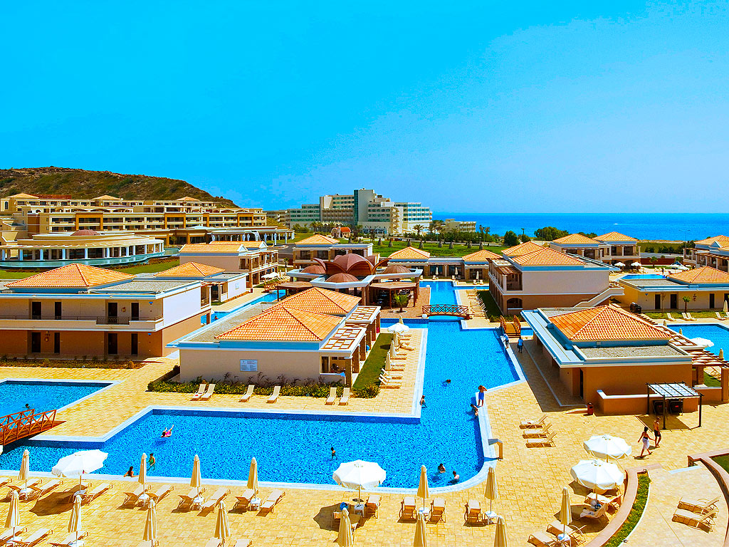 La marquise luxury resort lyxigt all inclusive hotell for Mediterranean all inclusive resorts